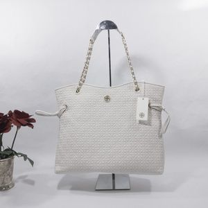 d45728a3506 Tory Burch Bryant Quilted Slouchy Tote